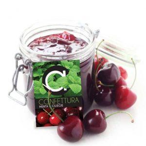 Confetture di frutta ed erbe aromatiche